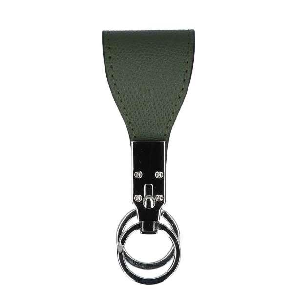 Schlüsselanhänger, Golf grün, Naht grün