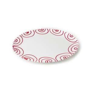 Platte oval 38 cm