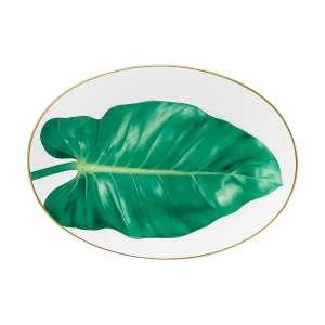 Platte oval 42 cm