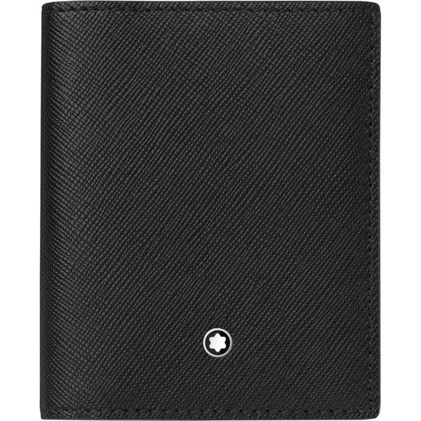 Business Card Holder Trifold Sartorial Black