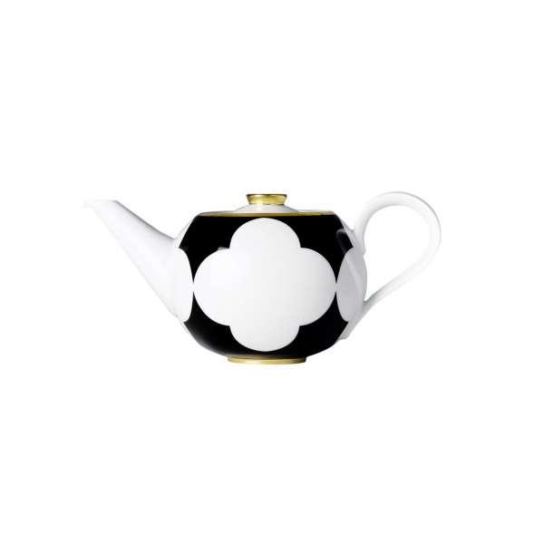 Teekanne m. Sieb 0,60 l