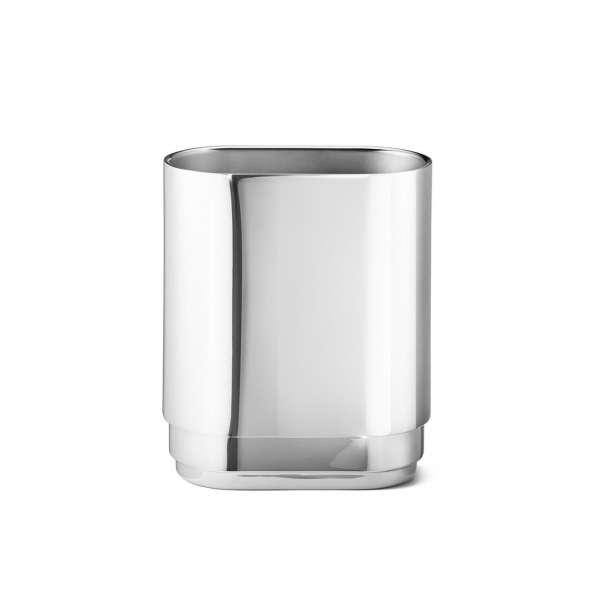 Vase 20 cm, Edelstahl