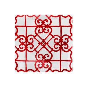 Platte quadratisch 27x27 cm
