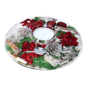 Teelichtleuchter classic Noel