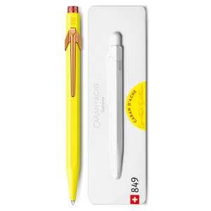 Kugelschreiber Claim Your Style Edition 2 Kanariengelb
