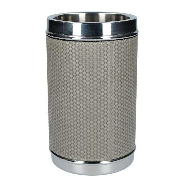 Flaschenkühler Bellagio grey, Naht grey