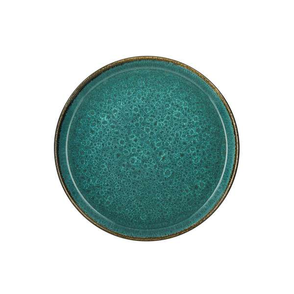 Speiseteller 27 cm grün/grün