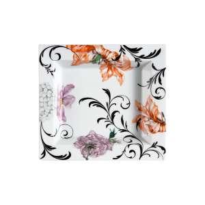 Vide-poche 21x18,5 cm Flower Ornament