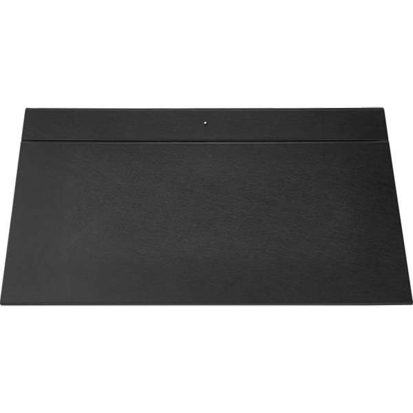 Schreibtischunterlage 49,5x65 cm schwarz