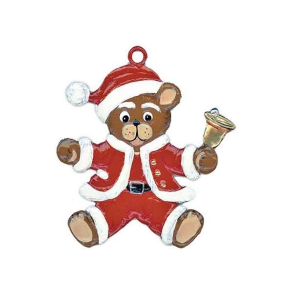 Teddy-Nikolaus 5,5x5 cm