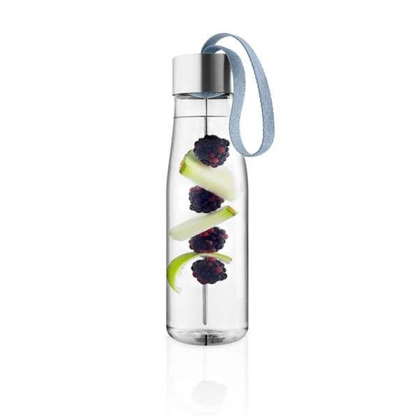 Trinkflasche 0,75 l steel blue