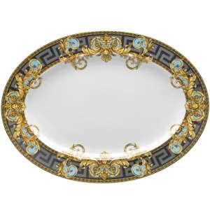 Platte oval 40 cm