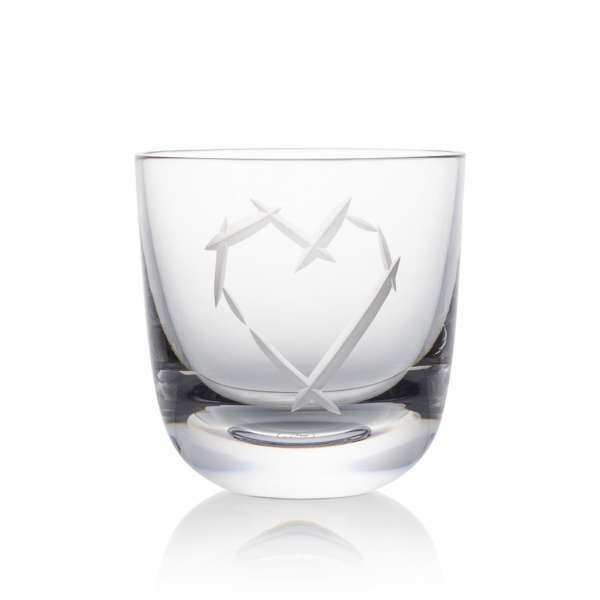 Glas Love I 0,2 l crystal