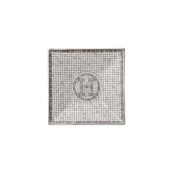 Platte quadratisch 7x7 cm Nr. 1