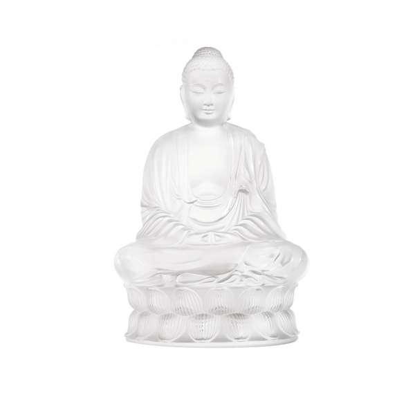 Buddha klein 18 cm klar