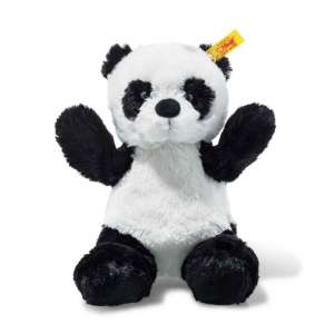 Panda Ming 18 cm, weiß/schwarz