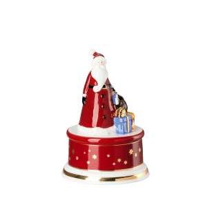 Spieluhr klein 2018 Fröhliche Weihnacht überall