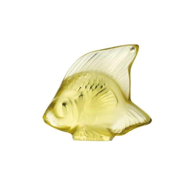 Fisch gelb 'Poisson'