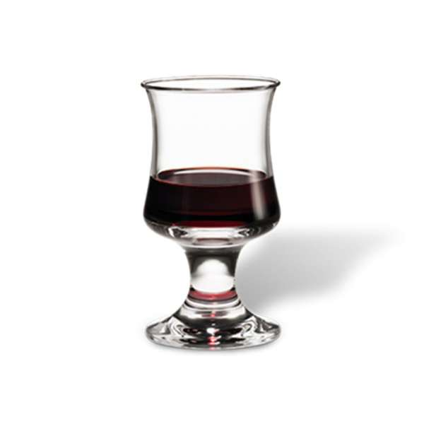 Rotweinglas 0,25 l
