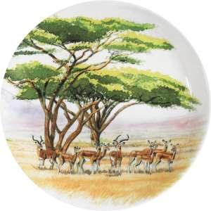 Brotteller 17 cm Antilope