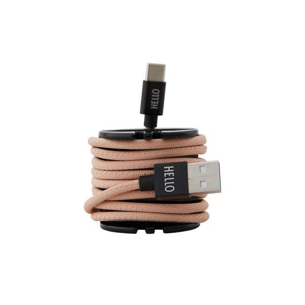 Kabel USB-C (1 Meter) nude