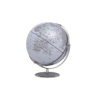 Globus 2-achsig drehbar weiß