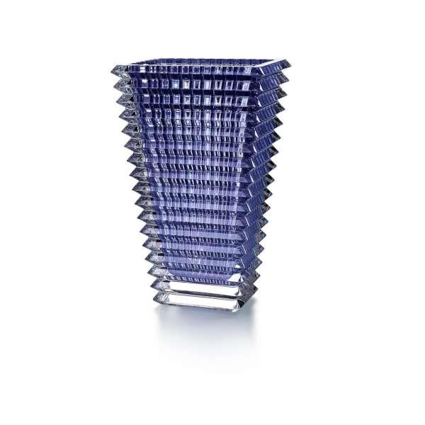 Vase 30 cm blau
