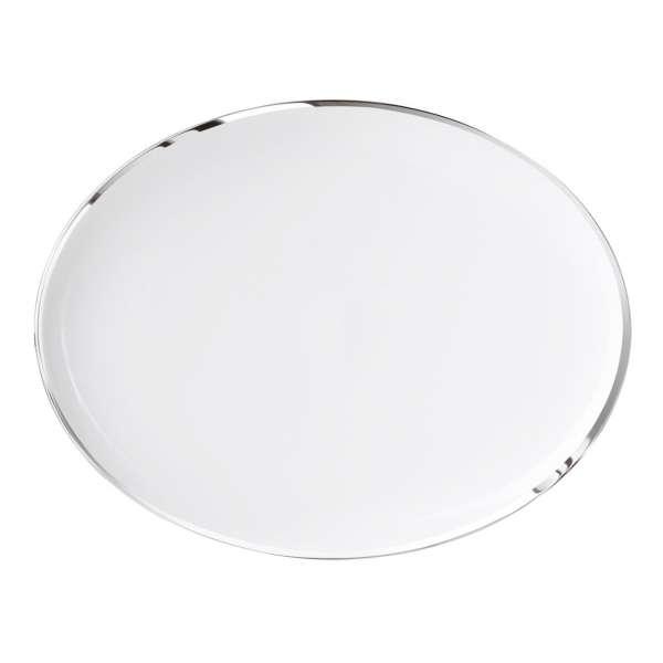 Teller oval 31 cm