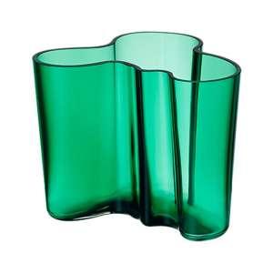 Vase 12 cm smaragd