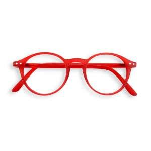 Lesebrille Red Crystal Soft +1.00