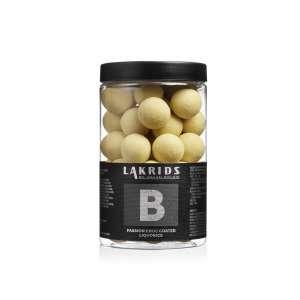 B - Lakritz in Passionsfruchtschokohülle 250 g
