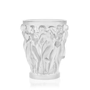 Vase Bacchantes 24 cm klar