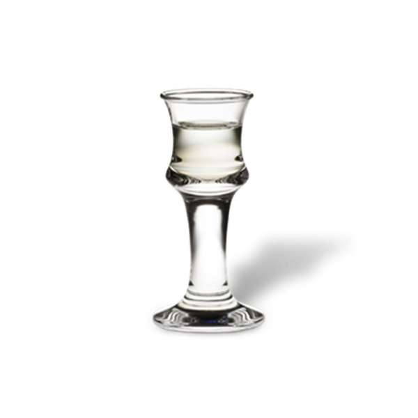 Dejlig Holmegaard   Skibs Glas   Schnapsglas 0,10 l  Franzen Düsseldorf NN-69