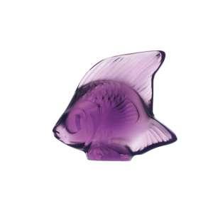 Fisch violett 'Poisson'