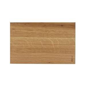 Holzbrett Eiche 26x16,5x1,5 cm