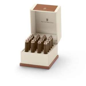 Tintenpatronen 20x Cognac Brown
