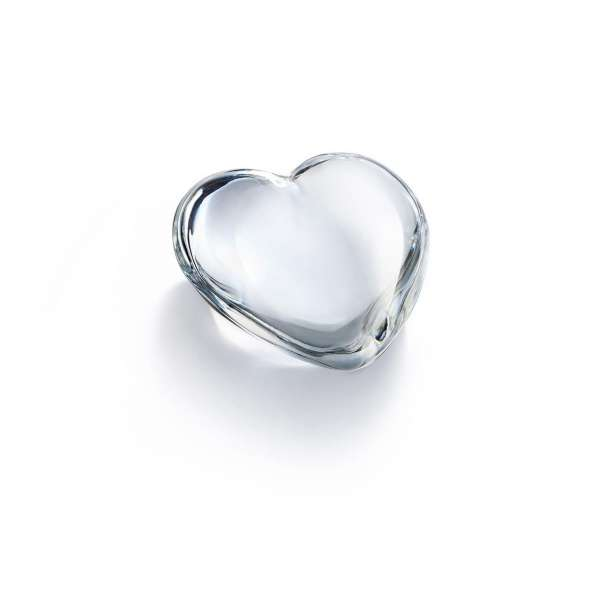 Herz 7,5 cm klar