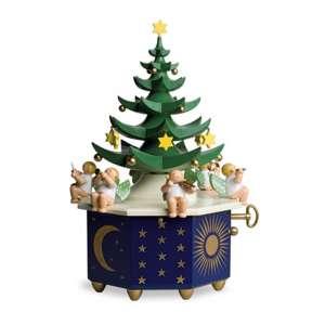 Spieldose Tannenbaum, Stille Nacht