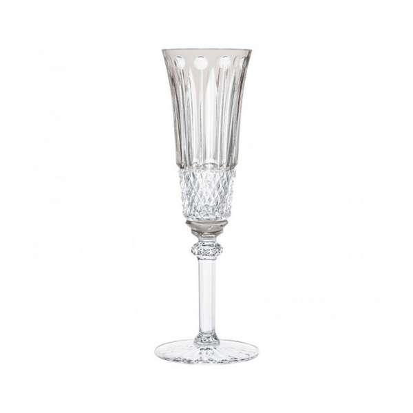 Champagnerflöte flanellgrau