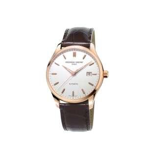 Armbanduhr Classics Edelstahl vergoldet Automatik