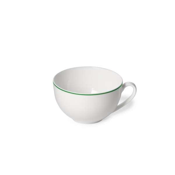 Kaffee-Obere rund 0,25 l grün