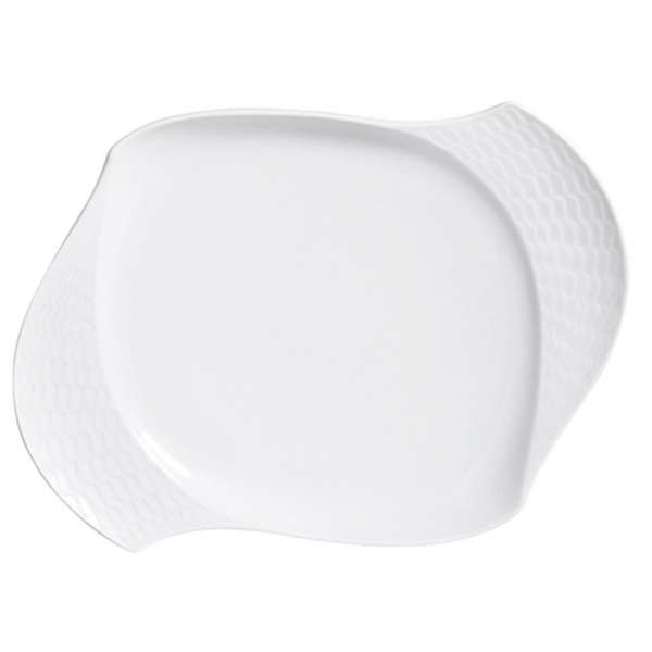 Platte oval 25,5 cm