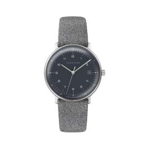 Armbanduhr Max Bill Damen grau
