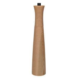 Pfeffer-/Gewürzmühle Kerbenprofil 31 cm Kirschbaum