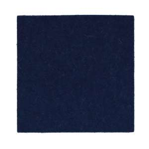 Untersetzer quadratisch 9x9 cm indigo 12