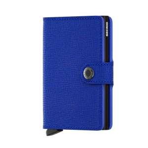 Miniwallet Crisple blue/black