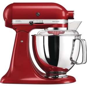 Küchenmaschine empire red