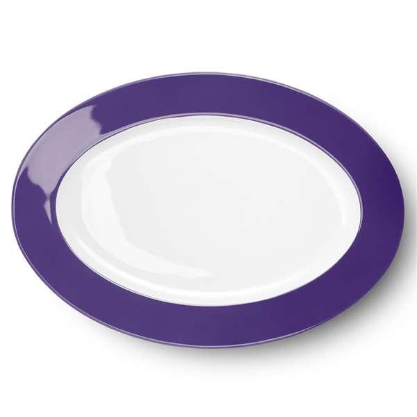 Platte oval 36 cm