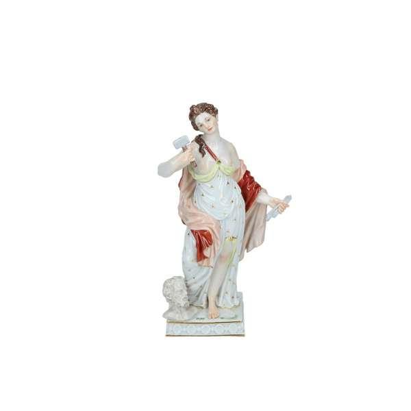 Die Bildhauerkunst 17 cm