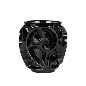 Vase 12,6 cm schwarz